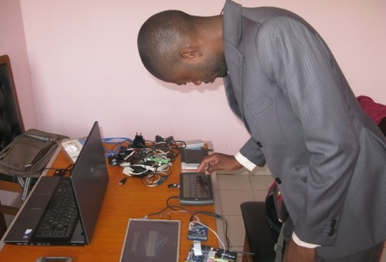 The Cardiopad an African invention to save lives   Radio Netherlands Worldwide 1