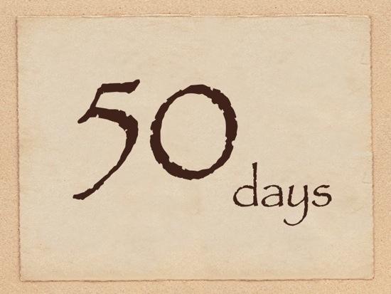 Blog 50days