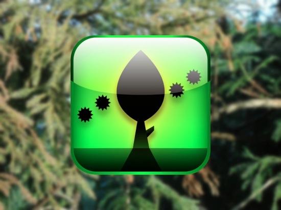 Hay fever app