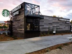 ハウルもビックリの「スタバの動く店」!トラックで運べるスターバックスの新店舗が斬新!